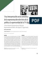 Una interpretacion SociosemioticaDe La Representacion.pdf