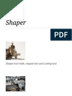 Shaper - Wikipedia