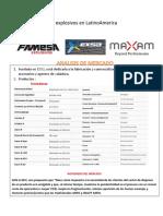 Fabricantes de explosivos en LatinoAmerica.docx