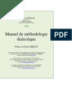 Manuel Metho Dialectique