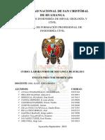 informe 6 proctor