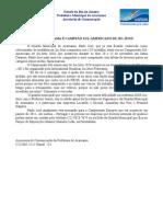 Release nº 219 - Campeão Sul-Americano Paulo José