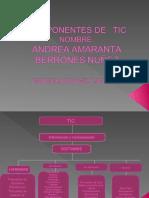 Componentes de TIC Ju