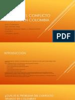 Analisis Del Conflicto Armado en Colombia-daisy Miranda Viloria