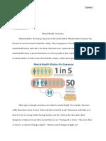 mental health awareness paper  1