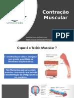 Trabalho Contração Muscular Final