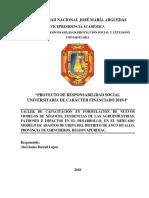 Extencion Universitaria - Abel 2018