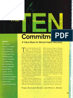 Ten Commitments