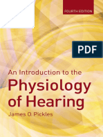 James O. Pickles - An Introduction to the Physiology of Hearing-Emerald Group Publishing Limited (2012)