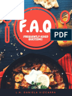 F.A.Q. vegano