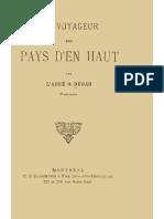 Georges Dugas - Un voyageur des pays d'en-haut