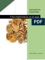 LIBRO MATEMÁTICA FINANCIERA Una experiencia en el aula.pdf
