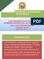 5-Pronostico Para La Adm. de La Prod. (1)