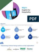Enguru - English for Hospitality