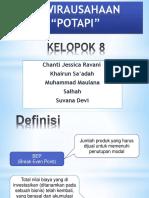 PPT KEL 8 KEWIRAUSAHAAN (3)