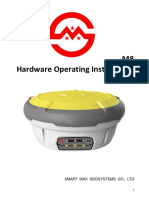 SMG M8 GNSS RTK Hardware Operating Instructions.pdf