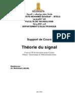 Support_Cours _théorie de signal.pdf