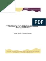 SINDICALIZACION EN LA ARGENTINA.pdf
