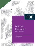 curriculum planning