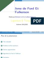 Logistique et transport ( Jorf et Coulibaly )