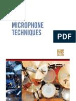 Shure Drum Mic Techniques