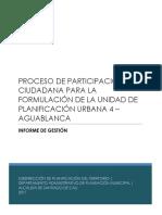 participación UPU 4 - Aguablanca