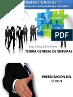 Introducción Teoría General de Sistemas