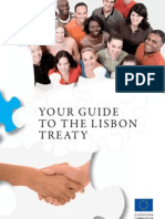 Your Guide to the Treaty of Lisbon