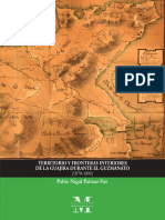 Territorios y Fronteras - Pablo Nigal