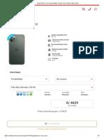 Apple iPhone 11 Pro Max 64GB _ Tienda Claro Online _ Sitio Oficial