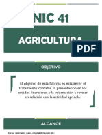 Nic 41 Agricultura