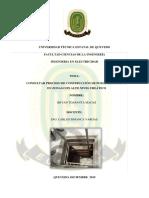 Proceso de Construcción de Pozos Eléctricos en Zonas Con Alto Nivel Freático