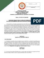 Edital Cfo Bm 2020