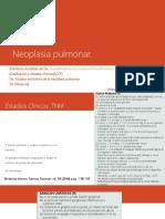 4.- Neoplasia pulmonar-Dx-Tto 27-8-19 (2).pptx · versión 1.pptx