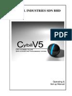 Cybil V5 manual