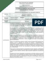 Programa de Formación Complementaria - Carnicos