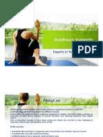 Waidhwan yoga proposal