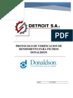 Protocolo filtros Donaldson MLP.docx
