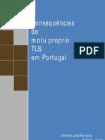 Consequencias Do Motu Proprio Tls Em Portugal