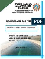 RESOLUCION DE EJERCICIOS DE MAXIMO VILLON POR FLOW MASTE
