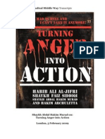 Shaykh Abdal Hakim Murad - Turning Anger Into Action