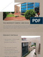 Teri building case study