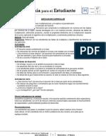 Guia Estudiante Matematica Integracion 4Basico Semana 07