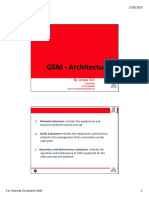 gsm arch