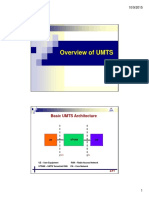 Overview of UMTS  for APT [Compatibility Mode]