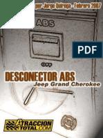 DesconectorABS Jeep
