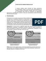 Geotextiles en Obras Hidraulicas