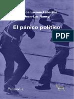 El pánico político_ seguido de El pueblo judío no sueña ( PDFDrive.com )