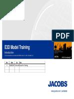 E3D 2.1 Model Introduction-Rev0