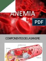 Anemia Ppt Exposicion